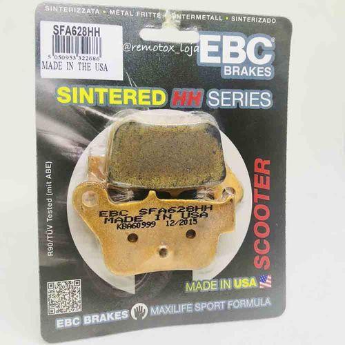 Pastilha-de-freio-Traseira-Marca-EBC-Brakes-Codigo-SFA628HH-