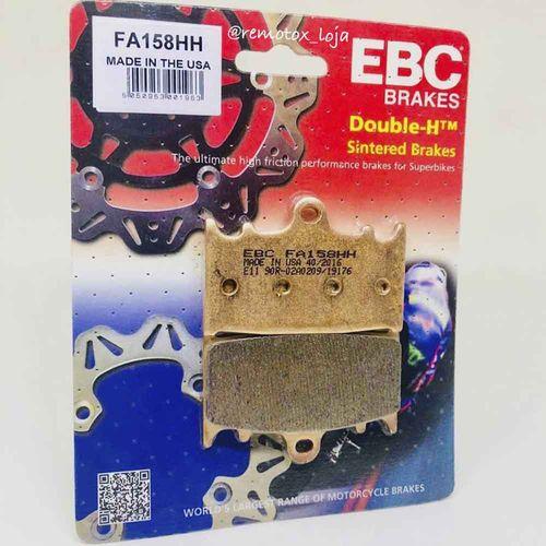 Pastilha-de-freio-dianteira-Marca-EBC-brakes-codigo-FA158HH-suzuki-Kawasaki