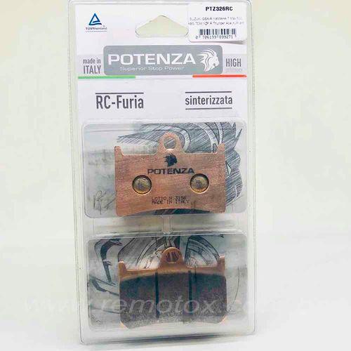 Pastilha_de_freio_marca_potenza_codigo_ptz326RC