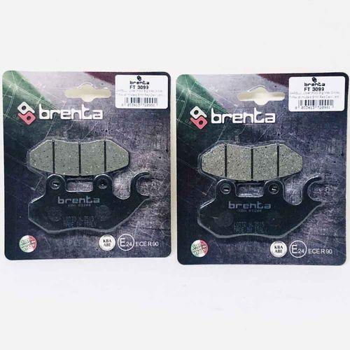 Jogo-de-pastilha-de-freio-dianteira-e-traseira-Marca-Brenta-Brakes-Dafra-Citycom-300