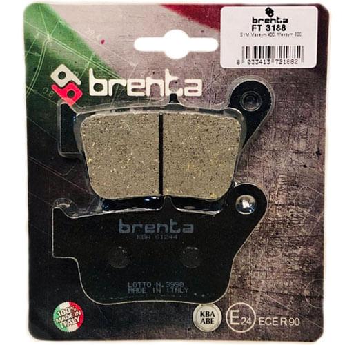 pastilha-de-freio-marca-brenta-brakes-ft3188-sym-maxsym-400-traseira