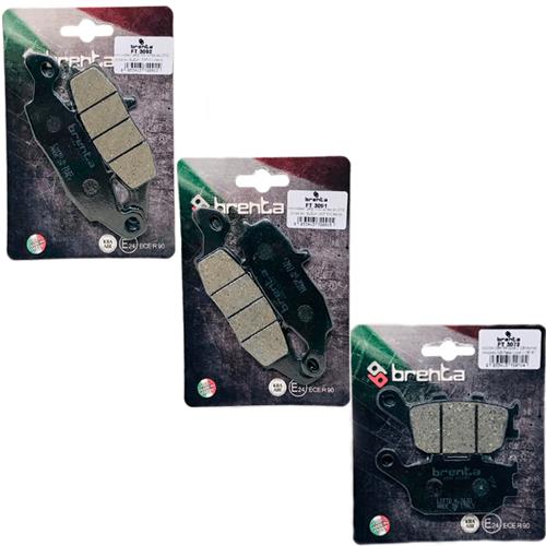 jogo-de-pastilha-de-freio-marca-brenta-brakes-suzuki-dl650-v-strom-XT-ABS-ano-2015-2016-2017-2018-2019-2020